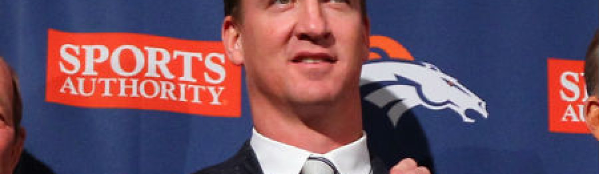 WILL PEYTON LEAD THE BRONCOS TO THE SUPER BOWL?