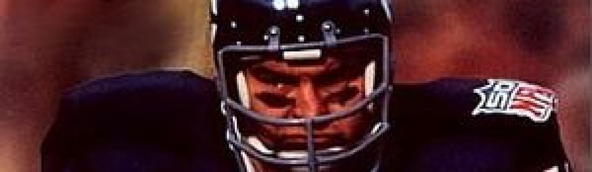 GRIDIRON ALUMNI FOOTBALL QUESTION OF THE WEEK: WHO WAS THE BEST LINEBACKER EVER?