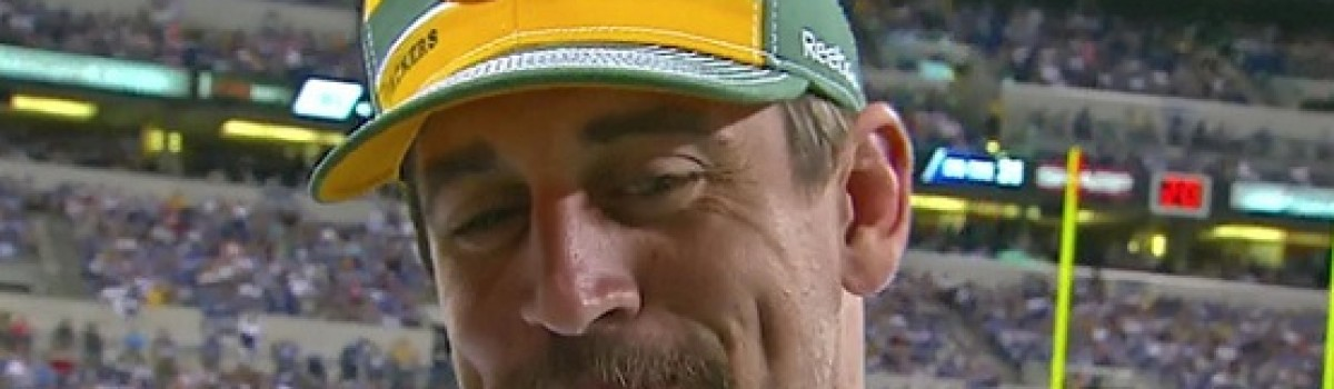 "Aaron Rodgers Stuns World…""I'm retiring!"""